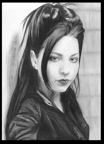 Amy Lee por grumpylump